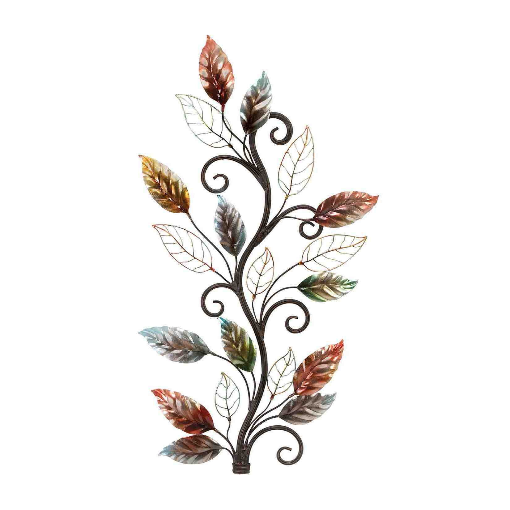 Shop Studio 350 Metal Wall Decor 36 Inches High 20 Inches Wide