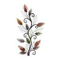 Studio 350 Metal Wall Decor 36 inches high, 20 inches wide