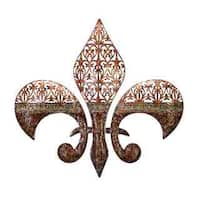 Laurel Creek Lillian Metal Wall Decor