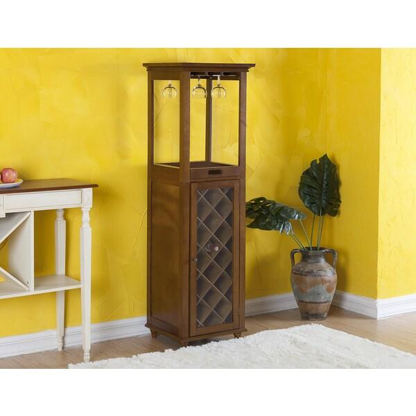 Shop Burlington Wine/Glass Storage Cabinet