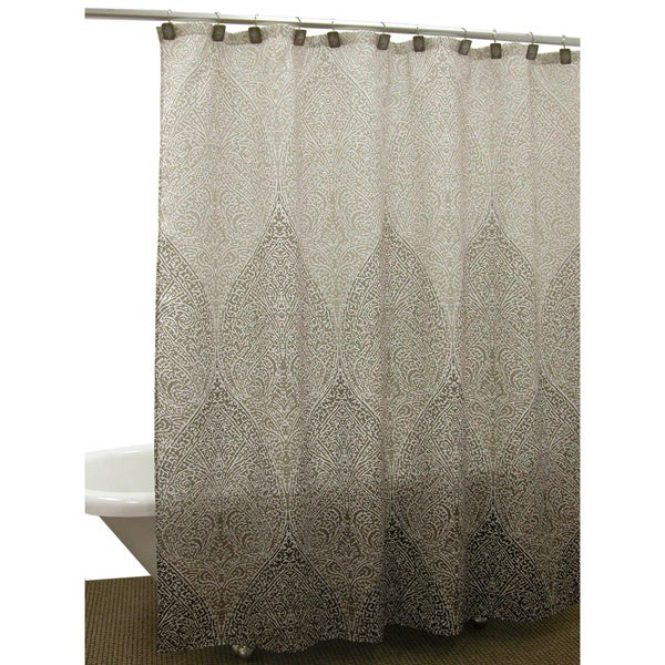 Casablanca Earth Shower Curtain - Free Shipping Today - Overstock ...