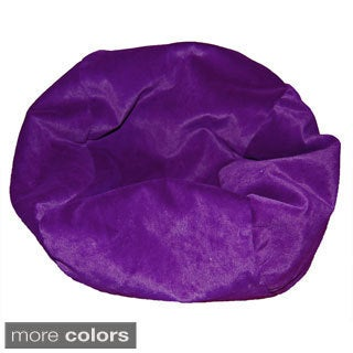 Ahh Products LiL Me Velvet 14-inch Doll Bean Bag Chair