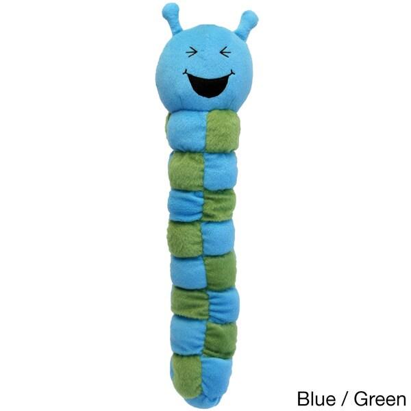 Shop Loopies Happy Lumpy Caterpillars Pet Toy