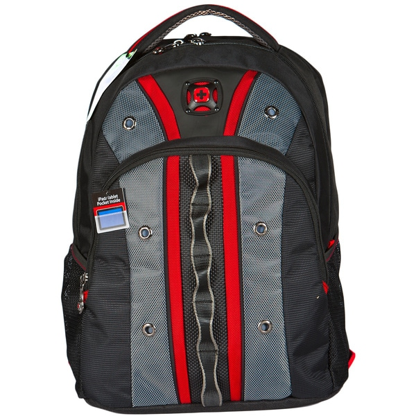 SwissGear Valve 16-inch Laptop Backpack