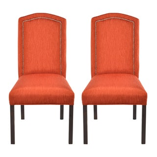 Camelback Monaco Rust Dining Chair (Set of 2)