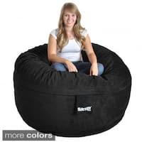 Slacker Sack 5-foot Round Corduroy Bean Bag Chair