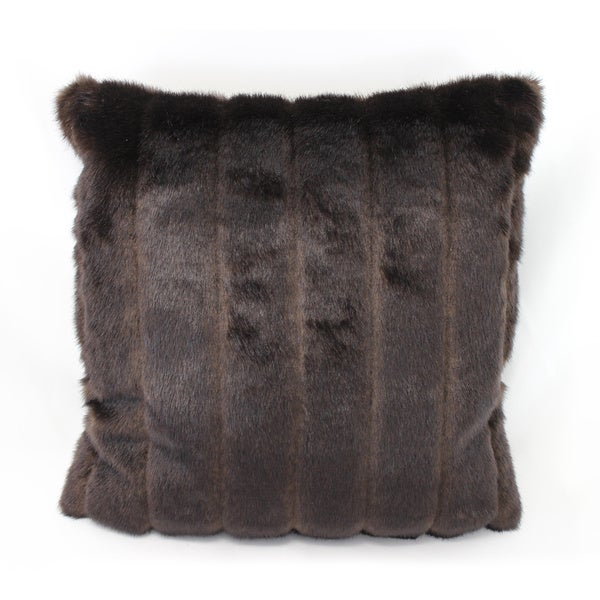 Austin Horn Classics Roven Luxury Down Fill Fur Pillow