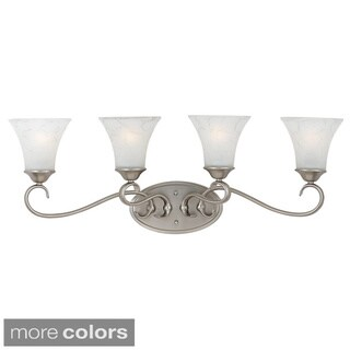 Quoizel Duchess 4 Light Bath Fixture