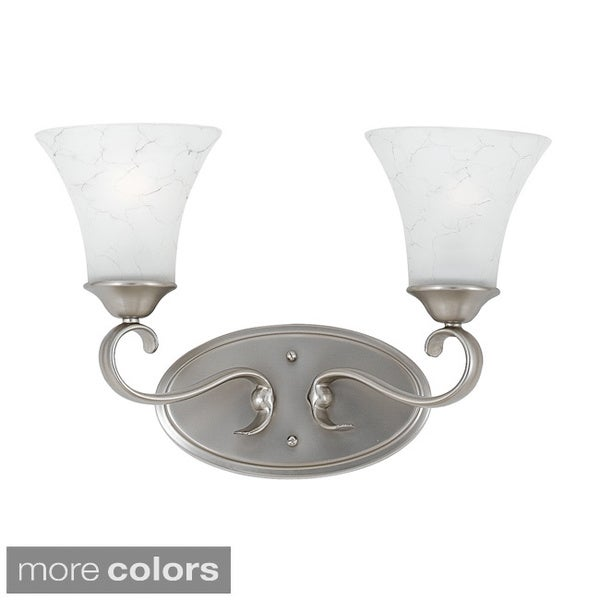 Quoizel Duchess 2 Light Bath Fixture