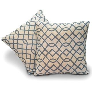 Bella Swirl Pillows (Set of 2)