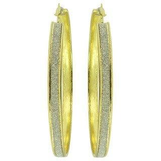 Kate Marie 'Abi' Impressive Look Hoop Earrings