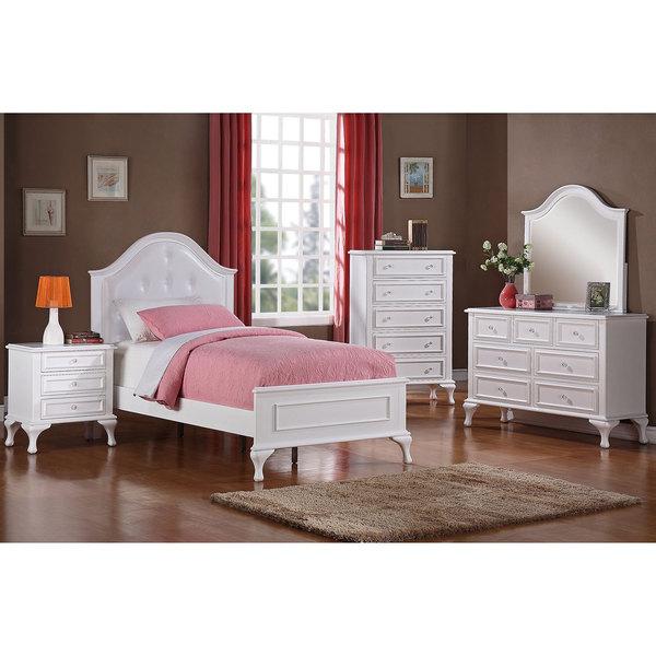Shop picket house jeslyn 5 pc bedroom set free shipping - Bedroom furniture set online shopping ...