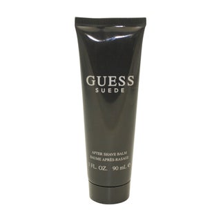 Guess Suede Men's 3-ounce Aftershave Balm (Unboxed)