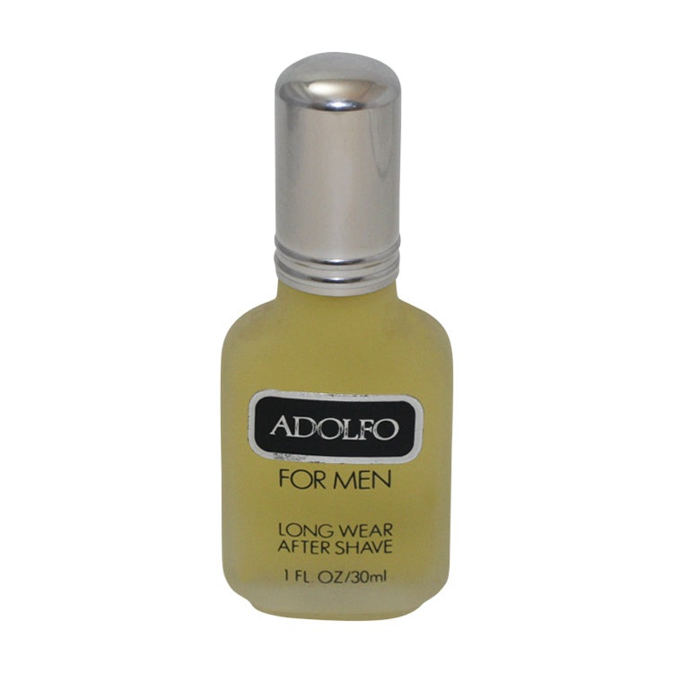 Adolfo Men's 1-ounce Long Wear Aftershave (Unboxed), Size...