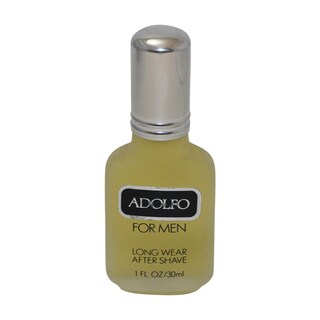 Adolfo Adolfo Men's 1-ounce Long Wear Aftershave (Unboxed)