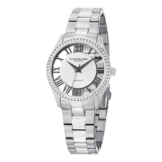 Stuhrling Original Women's Ciara Swiss Quartz Bracelet Bracelet Watch