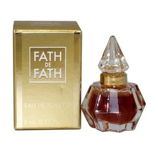 Jacques Fath Fath de Fath Women's 5ml Eau de Toilette Miniature