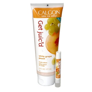 Coty Calgon Take Me Away Get Juicd Women's 6-ounce Body Lotion and Lip Shimmer