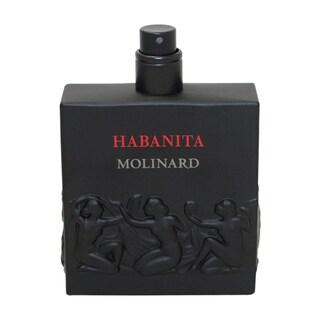 Molinard Habanita Women's 2.5-ounce Eau de Parfum Spray (Tester)