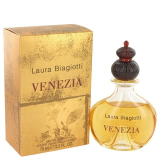 Laura Biagiotti Venezia Women's 2.5-ounce Eau de Parfum Spray