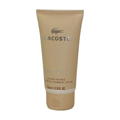 Lacoste Pour Femme Women's Style Body Shimmer Lotion 2.5-ounce (Unboxed)