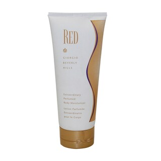 Giorgio Beverly Hills Red Women's 6.8-ounce Body Lotion
