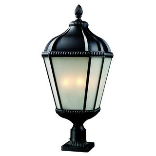 Z-Lite Cast Aluminum Outdoor Post Light
