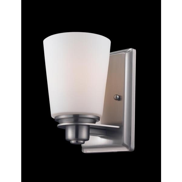 Shop Z Lite 1 Light Bathroom Vanity Free Shipping Today 8611373