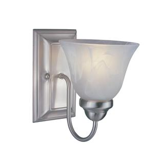 Link to Avery Home Lighting 1-light Wall Sconce with Glass Shade Similar Items in Sconces