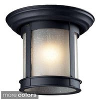 Z-lite Outdoor Flush Mount Light