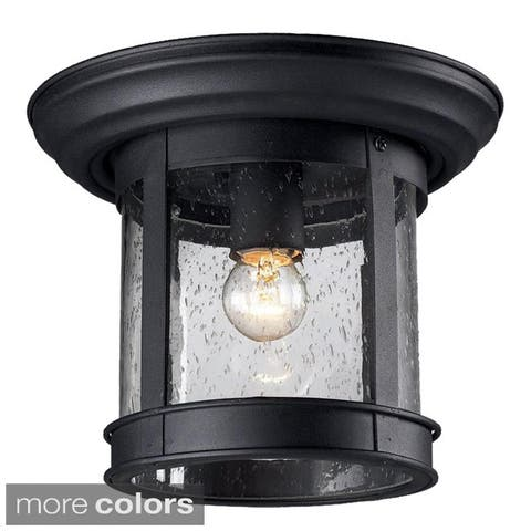 Avery Home Lighting Outdoor Flush-mount Light Fixture