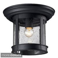 Z-Lite Outdoor Flush-mount Light Fixture