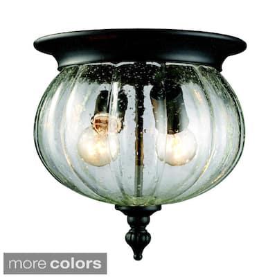 Avery Home Lighting Outdoor Flush Mount Light