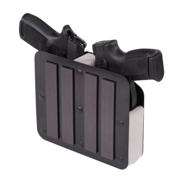 Benchmaster Weapon Rack Two (2) Pistol Magnetic Strip Rack