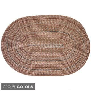 Rhody Rug Duval Wool Blend Area Rug (5' x 8')