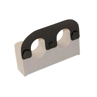 Benchmaster Weapon Rack Two (2) Magnetic Strip Rifle Barrel Rest