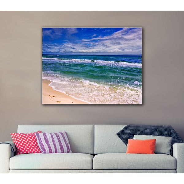 Antonio Raggio 'Changing Tides' Gallery-Wrapped Canvas