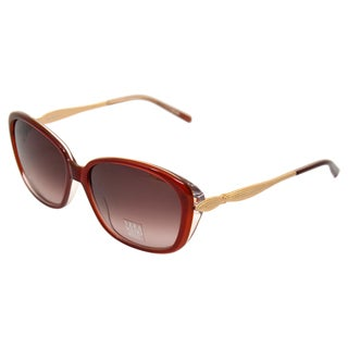 Vera Wang Women's Lorna Ruby Sunglasses