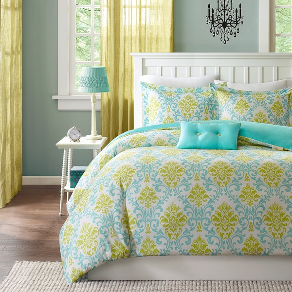 Mi-Zone Paige 3-piece Duvet Cover Set