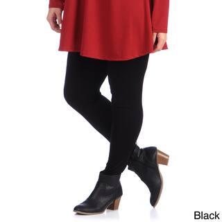 24/7 Comfort Apparel Plus Size Women's Leggings|https://ak1.ostkcdn.com/images/products/8611990/24-7-Comfort-Apparel-Plus-Size-Womens-Leggings-P15879656.jpg?impolicy=medium
