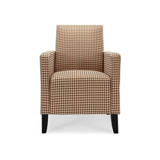 Houndstooth living room chairs overstock com