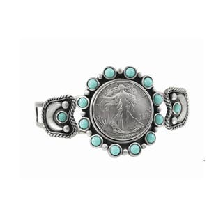 Silver Walking Liberty Half Dollar Cuff Bracelet|https://ak1.ostkcdn.com/images/products/8612285/Silver-Walking-Liberty-Half-Dollar-Cuff-Bracelet-P15879734.jpg?impolicy=medium