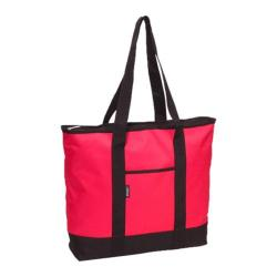 Everest Shopping Tote DS (Set of 2) Hot Pink