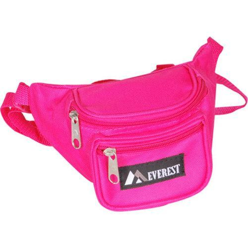 Everest Signature Waist Pack 044KS (Set of 4) Hot Pink