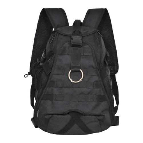 Everest Black Technical Hydration Sling Backpack - Thumbnail 0