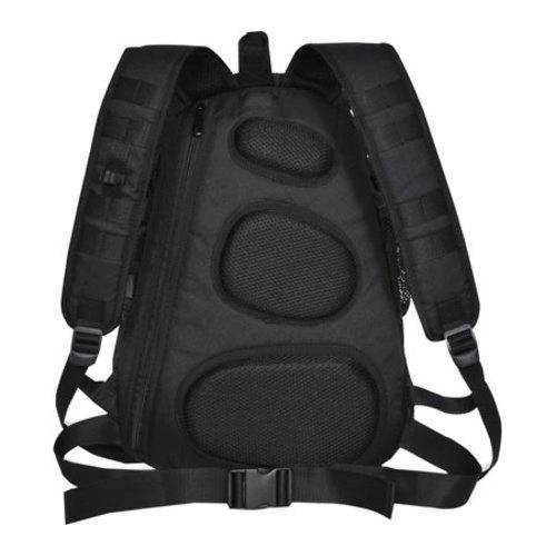 Everest Black Technical Hydration Sling Backpack - Thumbnail 1