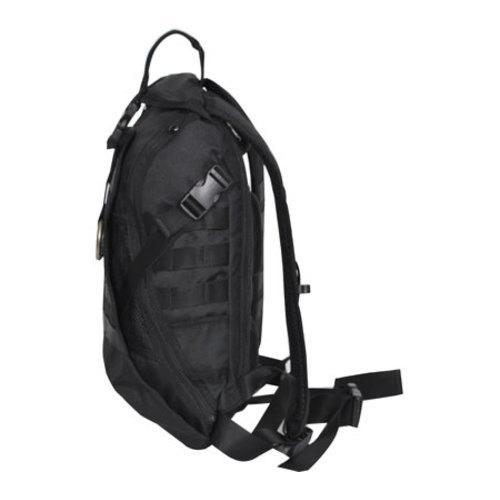 Everest Black Technical Hydration Sling Backpack - Thumbnail 2