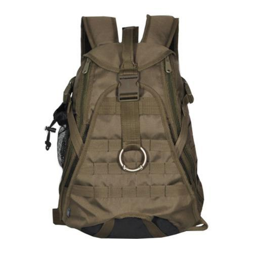 Everest Olive Technical Hydration Sling Backpack