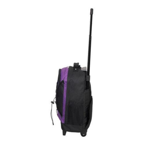 Everest Wheeled Backpack 7045 Dark Purple - Thumbnail 1