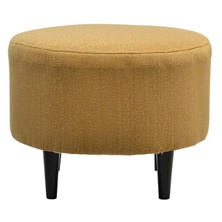 Sophia Candice Round Ottoman (More options available)